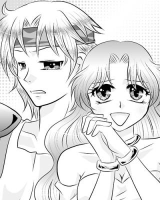 ぷよ主義5ペーパー用イラスト