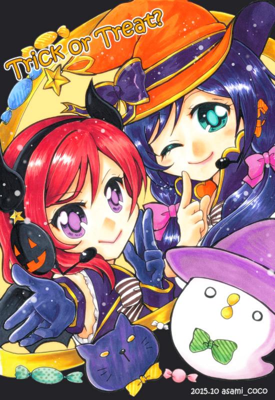 希と真姫(「ラブライブ!」)